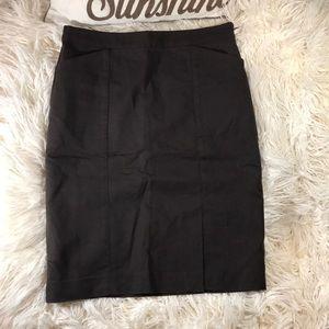 *SALE* Club Monaco Brown Skirt